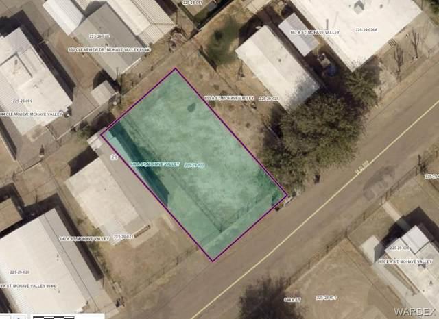 649 E A Street, Mohave Valley, AZ 86440 (MLS #984251) :: AZ Properties Team | RE/MAX Preferred Professionals