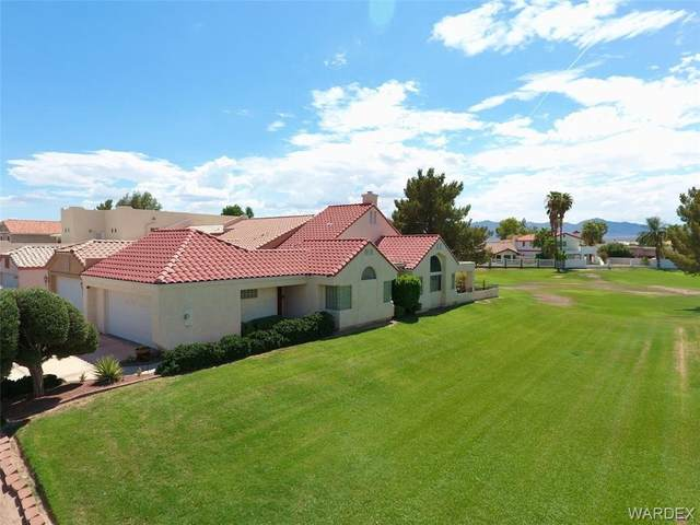 2891 Country Club Drive, Bullhead, AZ 86442 (MLS #984253) :: The Lander Team