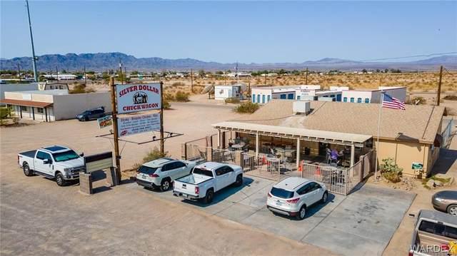 12907 S Oatman Highway, Topock/Golden Shores, AZ 86436 (MLS #984257) :: AZ Properties Team | RE/MAX Preferred Professionals