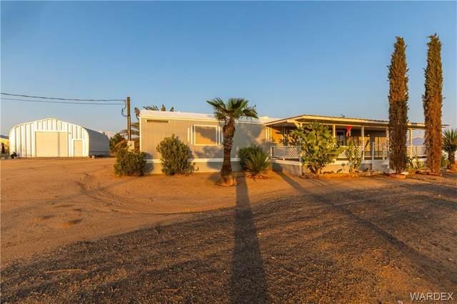 3468 N La Osa Road, Golden Valley, AZ 86413 (MLS #984260) :: The Lander Team