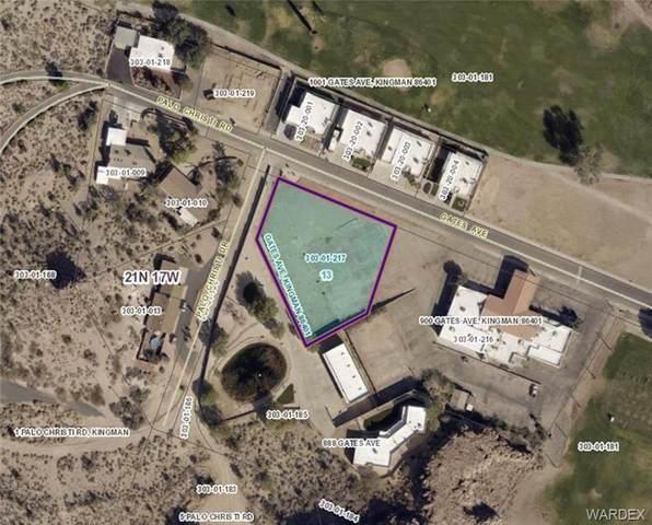 000 Gates Avenue, Kingman, AZ 86401 (MLS #984274) :: AZ Properties Team | RE/MAX Preferred Professionals
