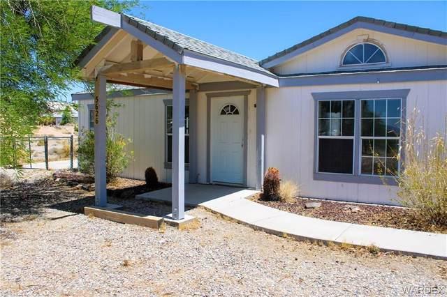 5626 S Bison Avenue, Fort Mohave, AZ 86426 (MLS #984277) :: The Lander Team