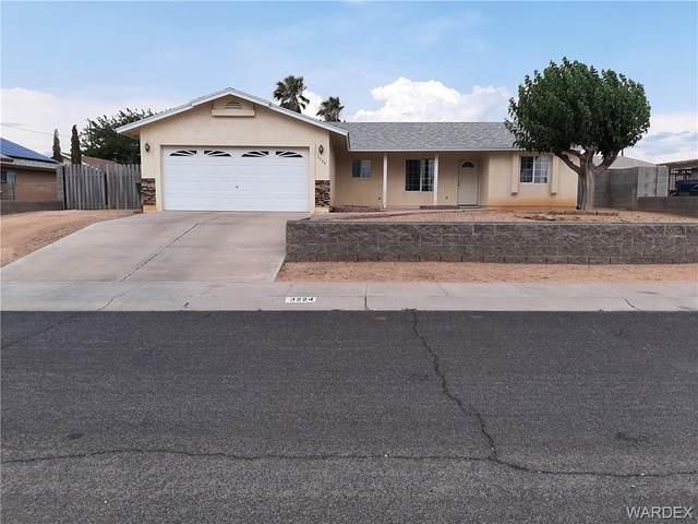 3224 N Apache Street, Kingman, AZ 86401 (MLS #984295) :: The Lander Team