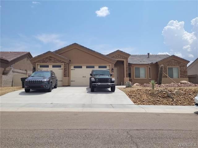 3412 Karen Avenue, Kingman, AZ 86401 (MLS #984305) :: AZ Properties Team   RE/MAX Preferred Professionals