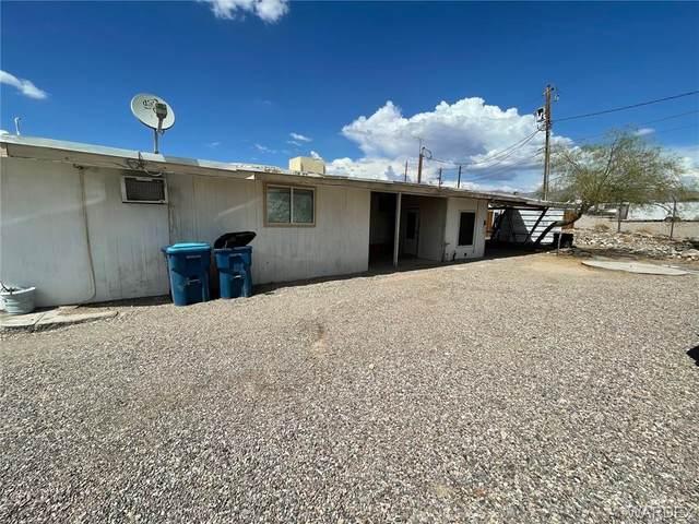 2626 Laverne Drive, Lake Havasu, AZ 86404 (MLS #984315) :: AZ Properties Team | RE/MAX Preferred Professionals