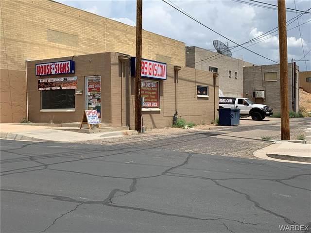 112 N Eighth Street, Kingman, AZ 86401 (MLS #984316) :: The Lander Team
