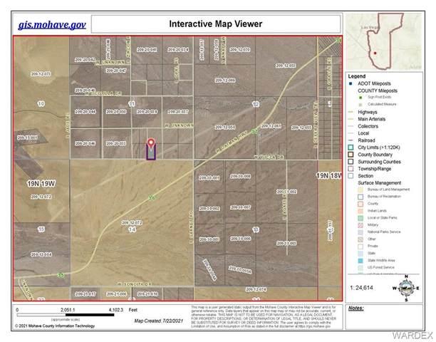 TBD Yucca Drive, Golden Valley, AZ 86413 (MLS #984318) :: AZ Properties Team | RE/MAX Preferred Professionals