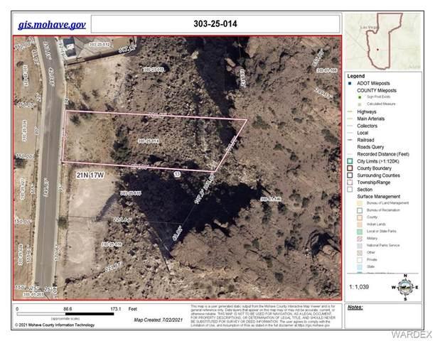 Lot 17 Country Club, Kingman, AZ 86401 (MLS #984324) :: AZ Properties Team | RE/MAX Preferred Professionals