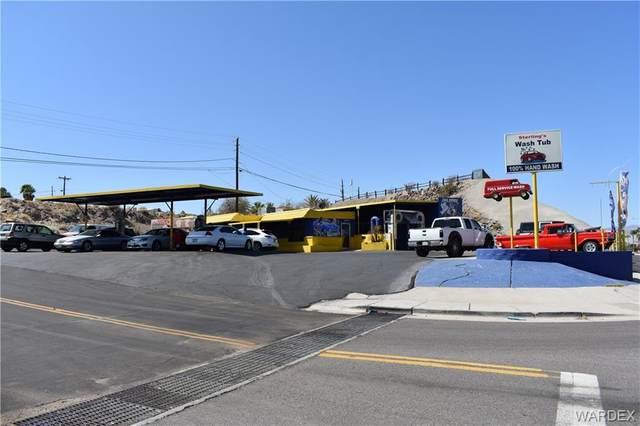 1770 Highway 95, Bullhead, AZ 86442 (MLS #984329) :: The Lander Team