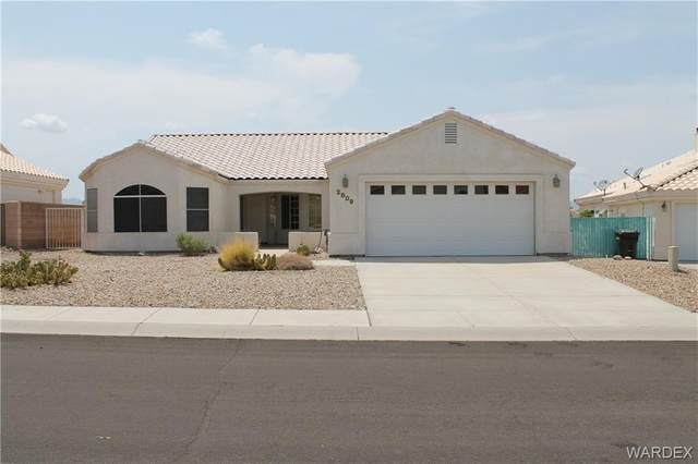 2809 Dakota Trail, Bullhead, AZ 86442 (MLS #984333) :: AZ Properties Team | RE/MAX Preferred Professionals