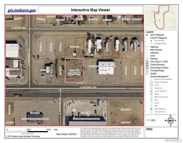 0000 E Northern Avenue, Kingman, AZ 86409 (MLS #984337) :: The Lander Team