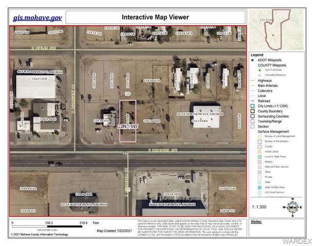 2625 E Northern Avenue, Kingman, AZ 86409 (MLS #984339) :: The Lander Team