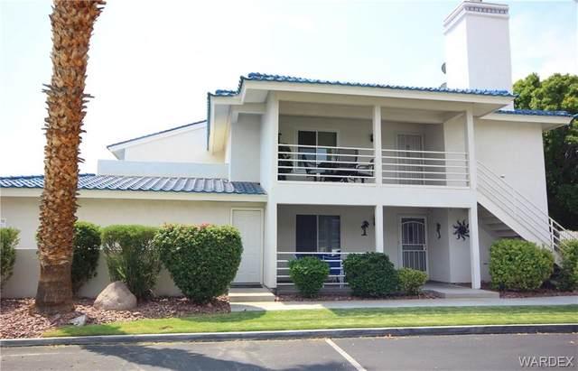 1800 Clubhouse Drive #108, Bullhead, AZ 86442 (MLS #984349) :: AZ Properties Team | RE/MAX Preferred Professionals