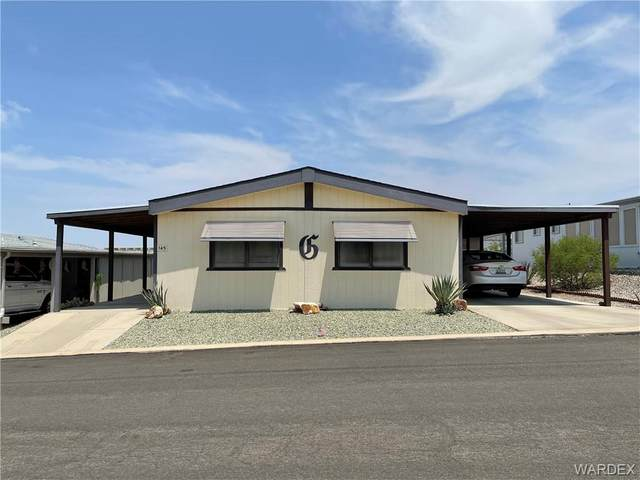 2960 Silver Creek Road No 145, Bullhead, AZ 86442 (MLS #984357) :: AZ Properties Team | RE/MAX Preferred Professionals