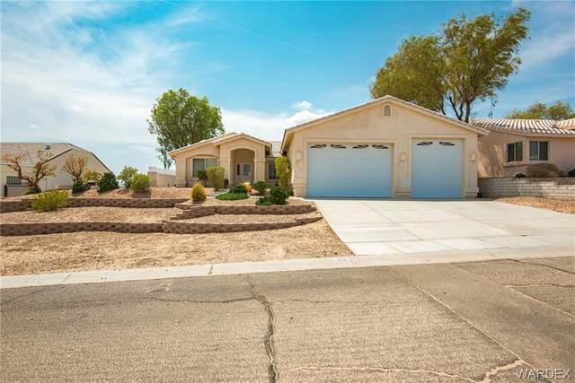 6169 S Jaguar Drive, Fort Mohave, AZ 86426 (MLS #984373) :: AZ Properties Team   RE/MAX Preferred Professionals