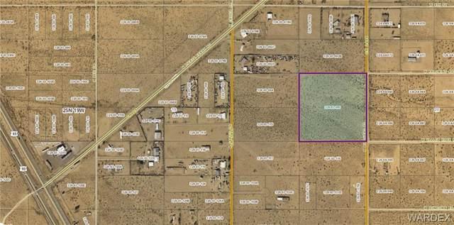 Lot 81 & 96 Bullhead Road, Dolan Springs, AZ 86441 (MLS #984380) :: The Lander Team