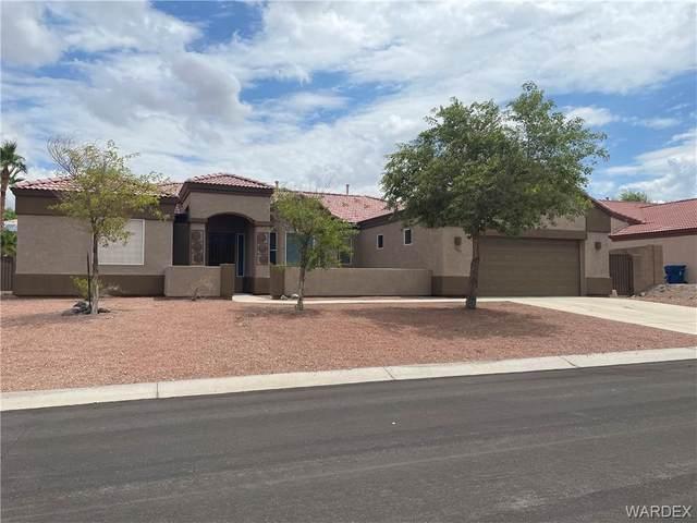 2633 Discovery Road, Bullhead, AZ 86442 (MLS #984382) :: The Lander Team