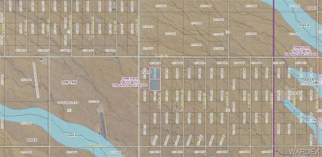 4533 & 4565 S Spinel Road, Golden Valley, AZ 86413 (MLS #984403) :: AZ Properties Team | RE/MAX Preferred Professionals