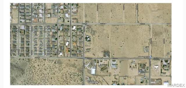 Lot 24 Clark Street, Kingman, AZ 86401 (MLS #984431) :: The Lander Team