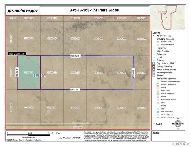 0000 Oasis Drive, Kingman, AZ 86401 (MLS #984441) :: The Lander Team