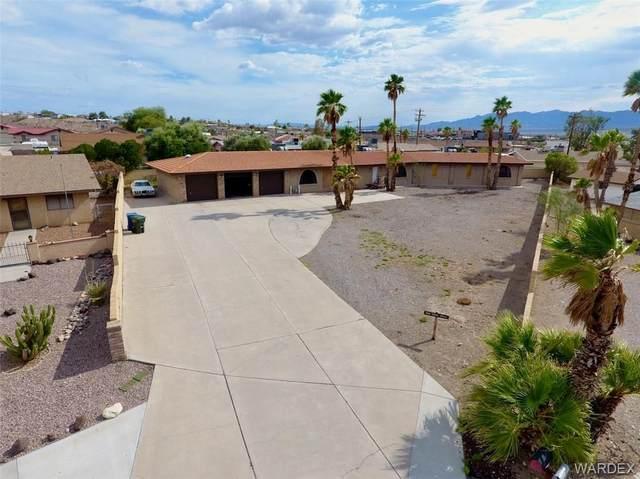1469 Arena Cir, Bullhead, AZ 86442 (MLS #984454) :: AZ Properties Team   RE/MAX Preferred Professionals