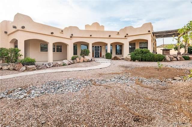 1009 Riata Valley Circle, Kingman, AZ 86409 (MLS #984460) :: The Lander Team