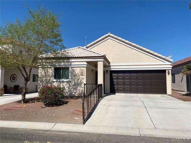 2413 Stonebridge Drive, Bullhead, AZ 86442 (MLS #984461) :: The Lander Team