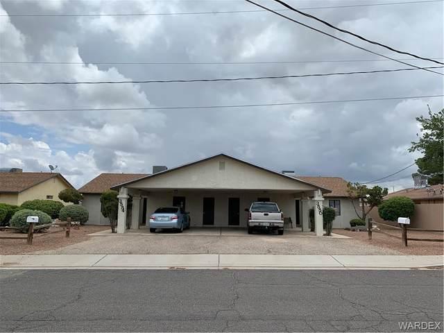 3550 N Verdugo Road, Kingman, AZ 86409 (MLS #984514) :: The Lander Team