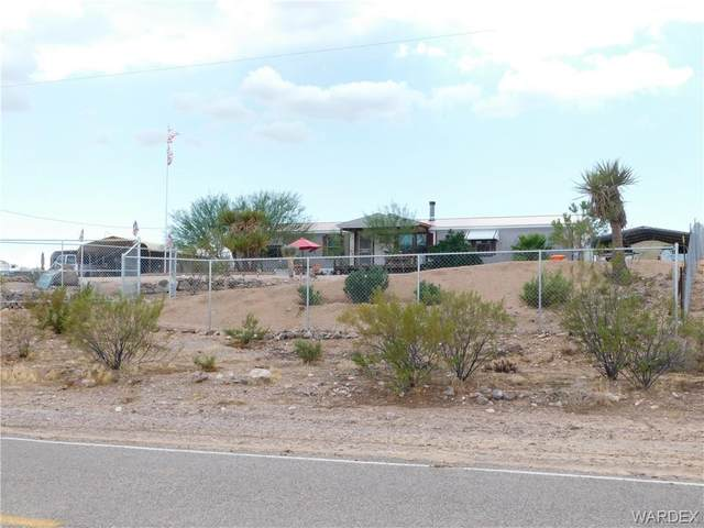 4809 N Estrella Road, Golden Valley, AZ 86413 (MLS #984517) :: The Lander Team