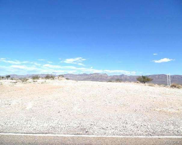 28710 N Pierce Ferry Road, Meadview, AZ 86444 (MLS #984521) :: The Lander Team
