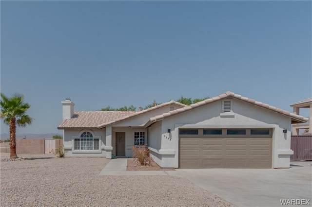 5293 S Tierra Linda Drive, Fort Mohave, AZ 86426 (MLS #984524) :: The Lander Team