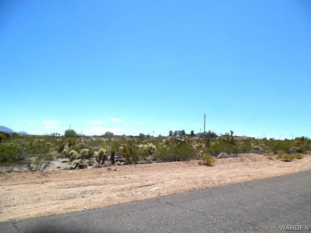 290 E Bradley Bay Drive, Meadview, AZ 86444 (MLS #984525) :: The Lander Team