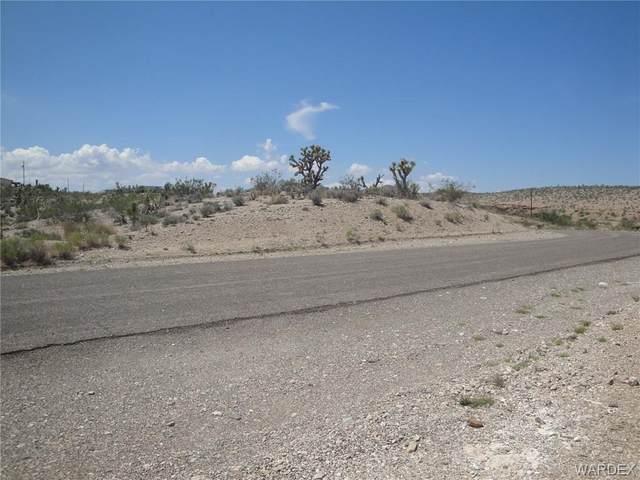 495 W Driftwood Way, Meadview, AZ 86444 (MLS #984529) :: The Lander Team