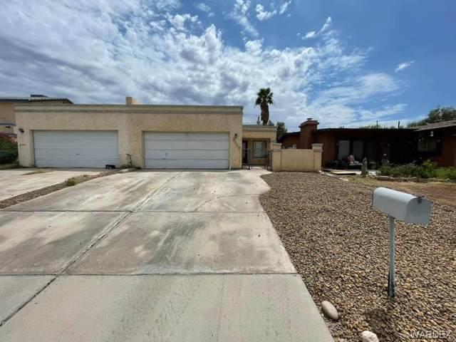 2446 Lakeside Drive, Bullhead, AZ 86442 (MLS #984553) :: The Lander Team