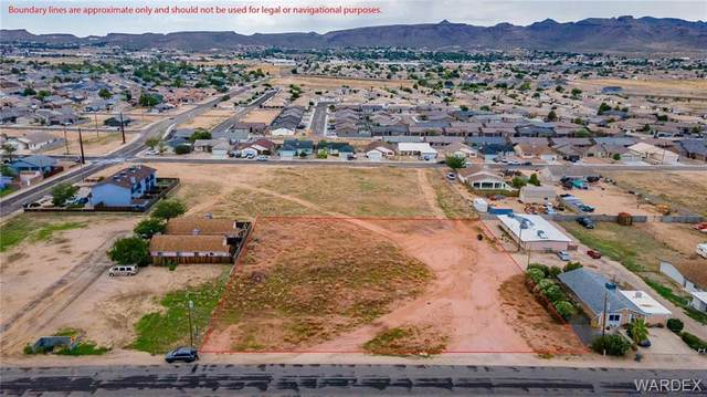 3785 N Roosevelt Street, Kingman, AZ 86409 (MLS #984563) :: The Lander Team