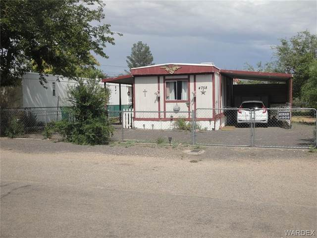 4758 N Kelli Lane, Kingman, AZ 86409 (MLS #984566) :: The Lander Team