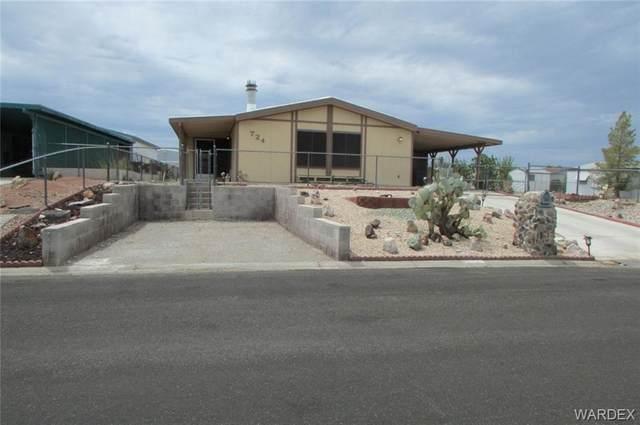 724 Holly Street, Bullhead, AZ 86442 (MLS #984599) :: The Lander Team