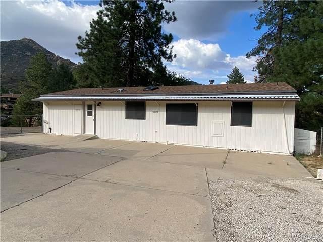 4570 S Hualapai Mountain Road, Kingman, AZ 86401 (MLS #984608) :: The Lander Team