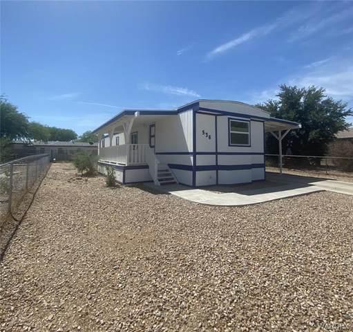 536 Palo Verde Drive, Bullhead, AZ 86442 (MLS #984626) :: The Lander Team
