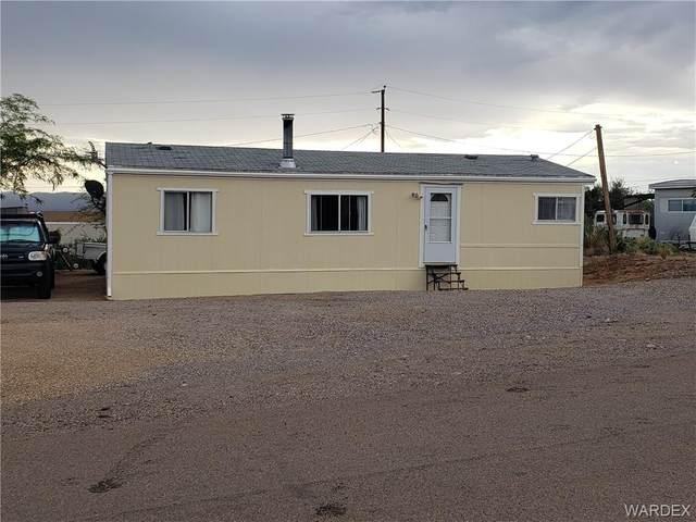 4605 N Thurman Drive, Golden Valley, AZ 86413 (MLS #984628) :: The Lander Team