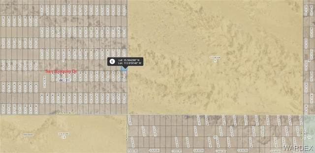 Lot 4363 Apache Road, Kingman, AZ 86409 (MLS #984632) :: The Lander Team