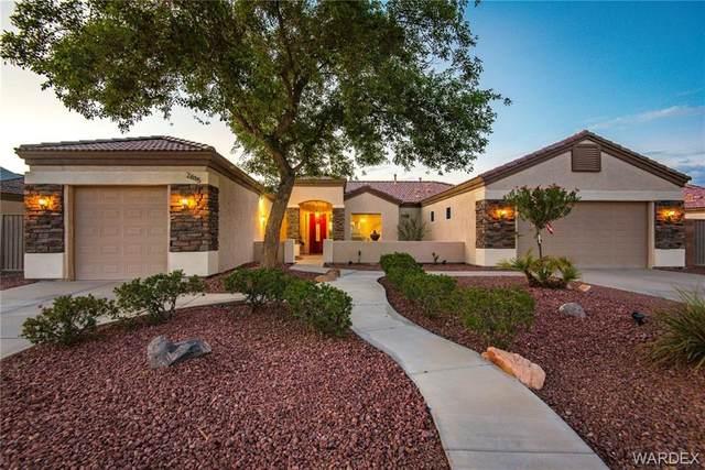 2615 Discovery Rd Discovery Road, Bullhead, AZ 86442 (MLS #984637) :: AZ Properties Team   RE/MAX Preferred Professionals