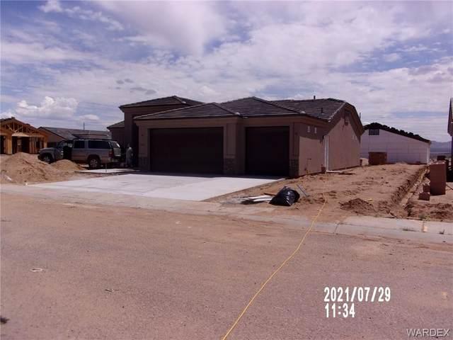 5266 N Thistle Place, Kingman, AZ 86409 (MLS #984639) :: The Lander Team