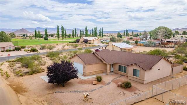 9840 N Mule Drive, Kingman, AZ 86401 (MLS #984645) :: AZ Properties Team   RE/MAX Preferred Professionals