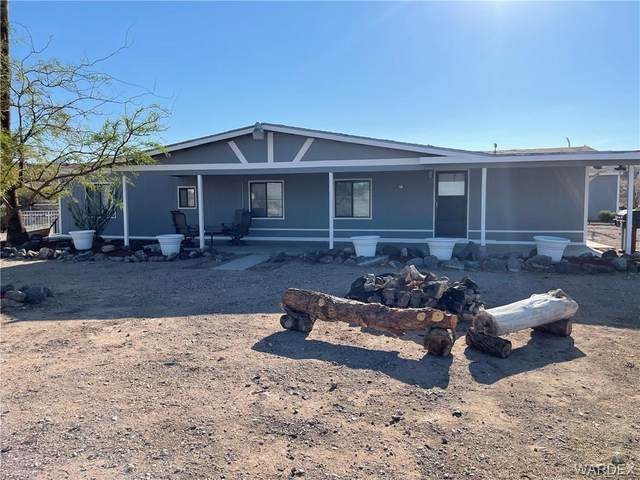 4344 La Mesa Road, Bullhead, AZ 86429 (MLS #984647) :: AZ Properties Team   RE/MAX Preferred Professionals