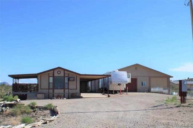 1134 W Middle Point Drive, Meadview, AZ 86444 (MLS #984649) :: AZ Properties Team   RE/MAX Preferred Professionals