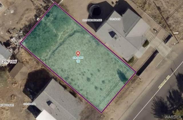2123 Kingman Avenue, Kingman, AZ 86401 (MLS #984726) :: The Lander Team