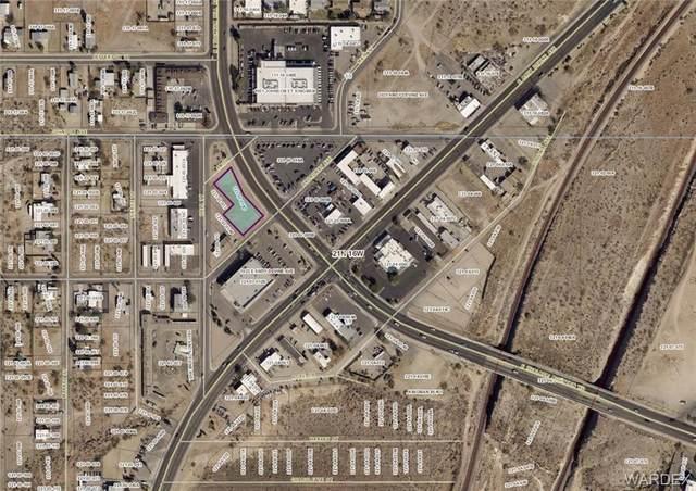 TBD Stockton Hill Road, Kingman, AZ 86401 (MLS #984727) :: The Lander Team