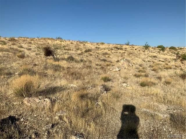 0 Santa Fe Avenue, Kingman, AZ 86401 (MLS #984780) :: The Lander Team