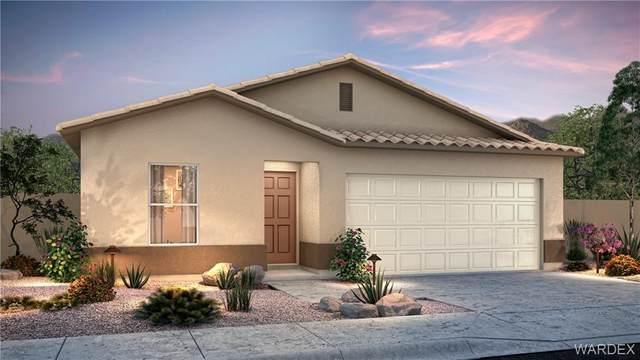 3677 E Koval Drive, Kingman, AZ 86409 (MLS #984839) :: The Lander Team